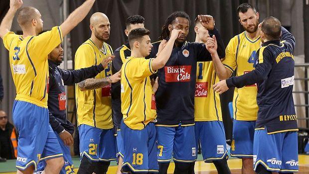 Basket League: Με Λαύριο για το 7/7 το Περιστέρι