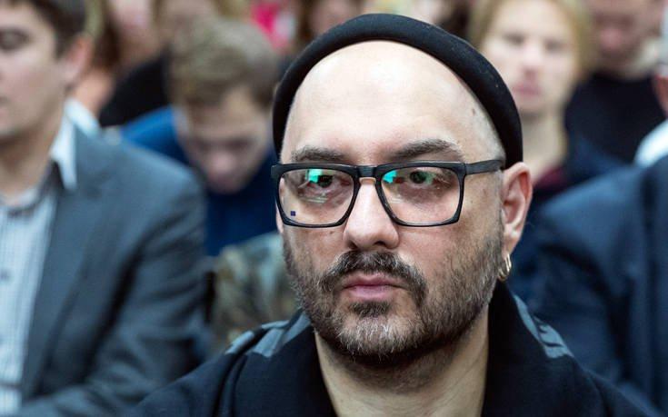 «Άνθρωπος της Χρονιάς» στη Ρωσία ο Κιρίλ Σερεμπρένικοφ