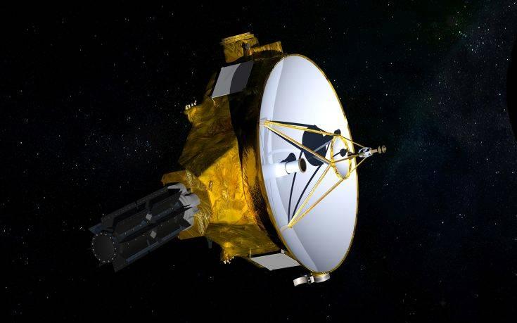 Το σκάφος New Horizons θα ευχηθεί «Καλή χρονιά» από την εσχατιά του κόσμου