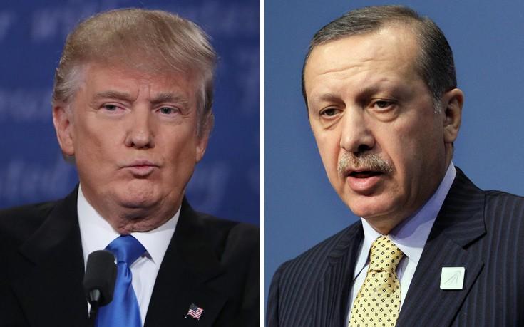 «Ερντογάν και Τραμπ συμφώνησαν να αποφευχθεί κενό εξουσίας στη Συρία»