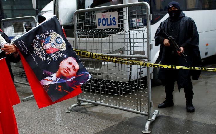 Αδιανόητο πογκρόμ συλλήψεων για «διασυνδέσεις με τρομοκρατία» στην Τουρκία το 2018