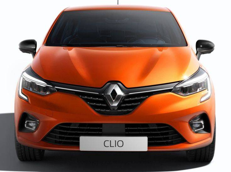 All New Renault Clio Intens 16 low