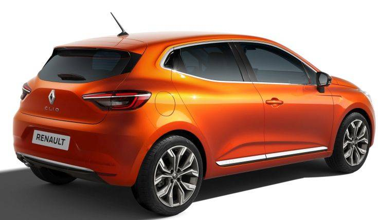 All New Renault Clio Intens 18 low