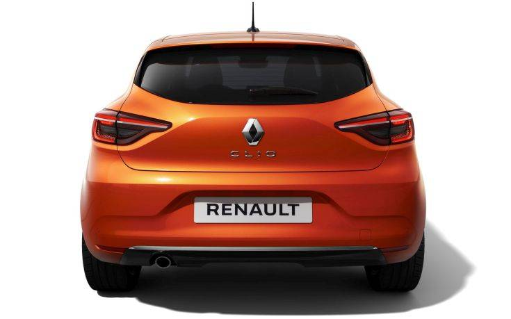 All New Renault Clio Intens 19 low 1