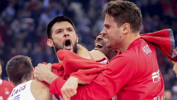 EuroLeague: Με clutch Παπανικολάου και μαγικό Καλάθη η ταινία της 17ης & 18ης αγωνιστικής