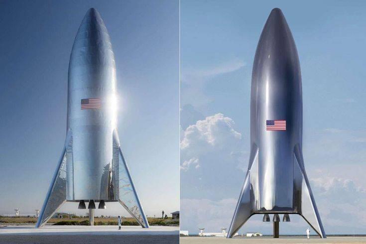 Αυτός είναι ο πύραυλος που ετοιμάζει ο Έλον Μασκ για τη Σελήνη και τον Άρη