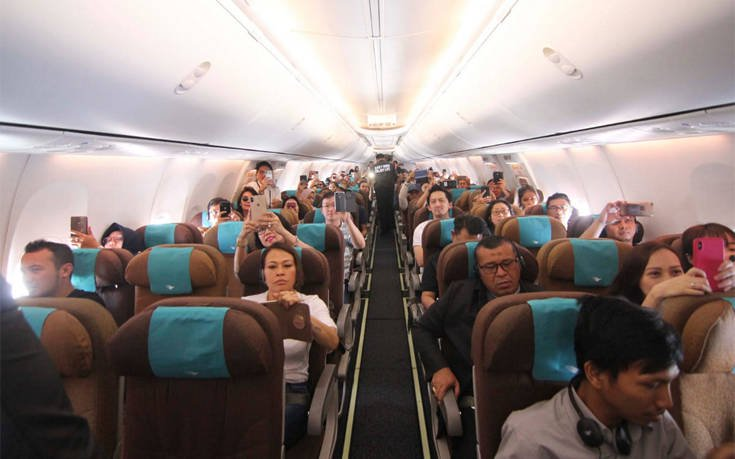 Αεροπορική εταιρεία δοκιμάζει κάτι διαφορετικό στις πτήσεις της