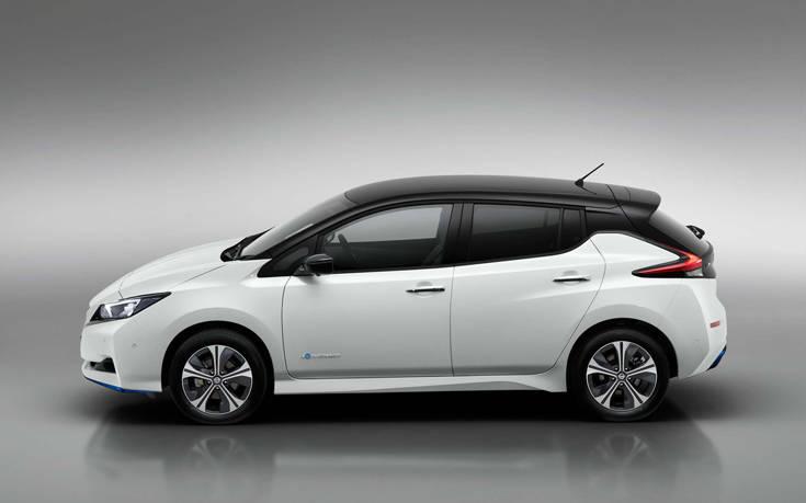 Με νέες εκδόσεις έρχεται το Nissan Leaf