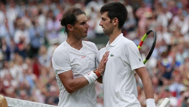 Τζόκοβιτς – Ναδάλ: Στον τελικό του Australian Open οι δύο θρύλοι