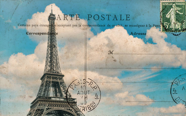 Γιατί η αποστολή μιας καρτ ποστάλ παραμένει διαχρονική αξία