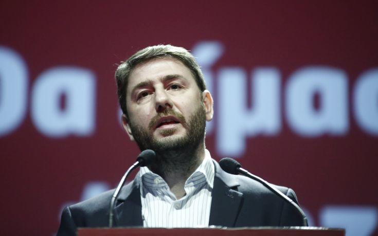 Ανδρουλάκης: Δεν είχαμε καθαρή γραμμή για τη Συμφωνία των Πρεσπών