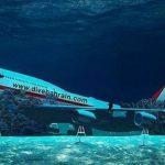 Το μεγαλύτερο θαλάσσιο πάρκο στον κόσμο έχει ένα… Boeing στον βυθό