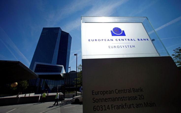 ΕΚΤ: Πιθανή η χορήγηση νέων μακροπρόθεσμων δανείων στις τράπεζες