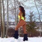Η Katrina Brodsky δεν το φοβάται το κρύο