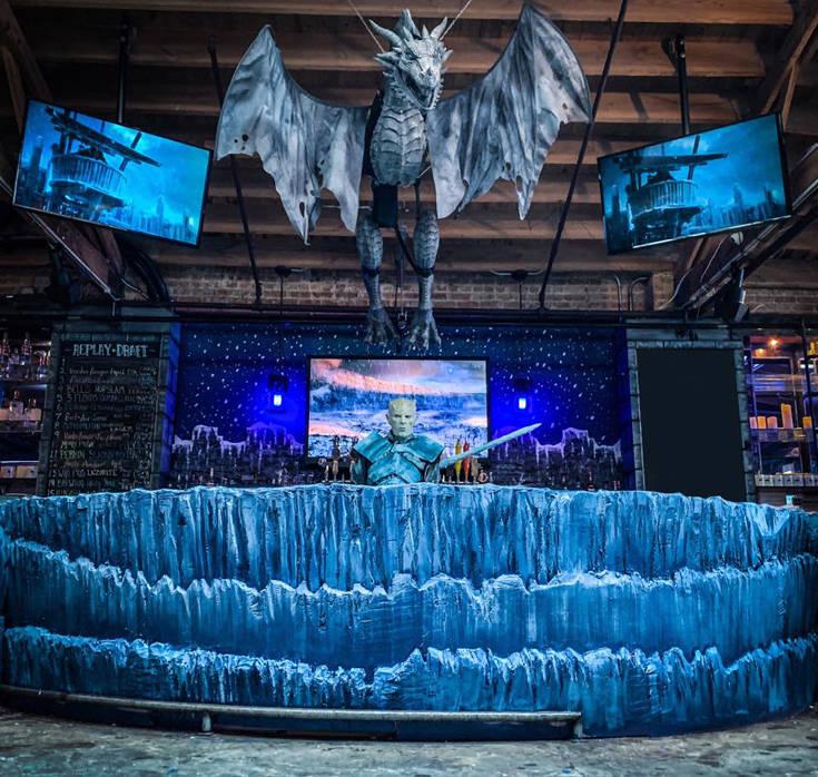 Το μπαρ που είναι αφιερωμένο στο Game of Thrones