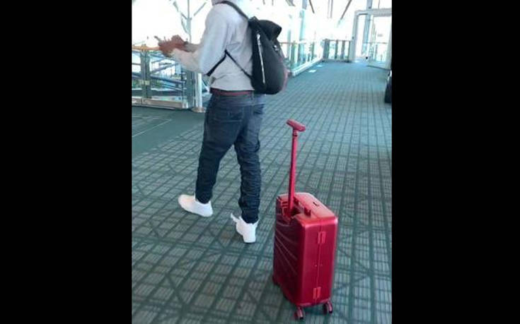 Η βαλίτσα που σε ακολουθεί