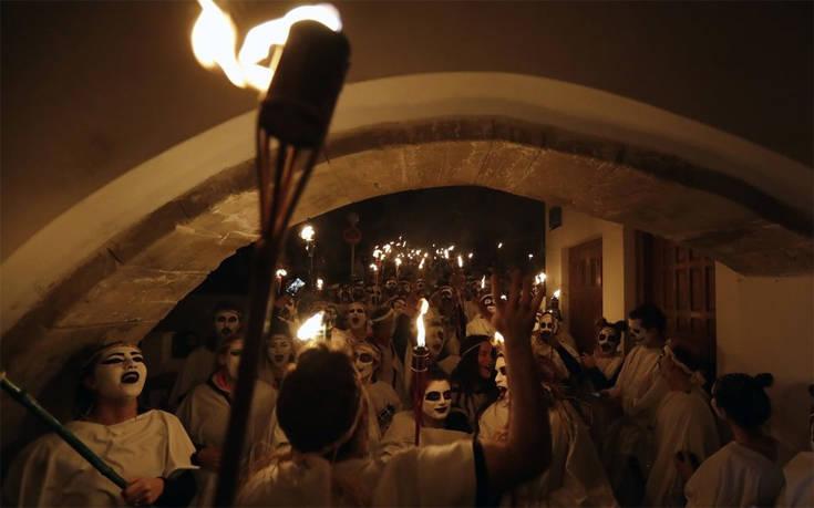 Γνώριζες ότι υπάρχει ένα «μυστικό» καρναβάλι 2500 χρόνων;