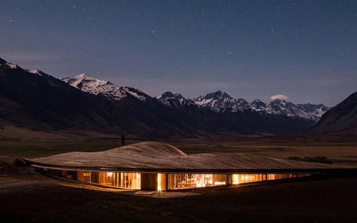 Ένα εκπληκτικό resort βγαλμένο από τις σελίδες του «Άρχοντα»