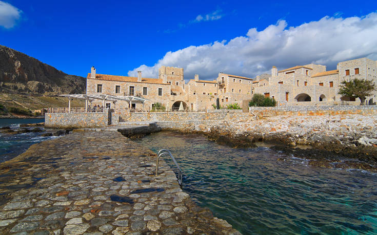 «Ιερό λιμάνι» στην αρχαιότητα, ένα υπέροχο μέρος στο σήμερα