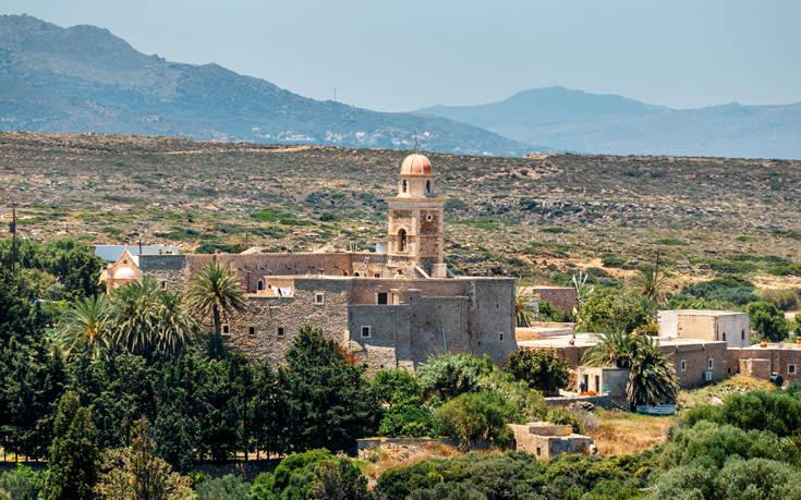 Το «Μεγάλο μοναστήρι» που μοιάζει με φρούριο