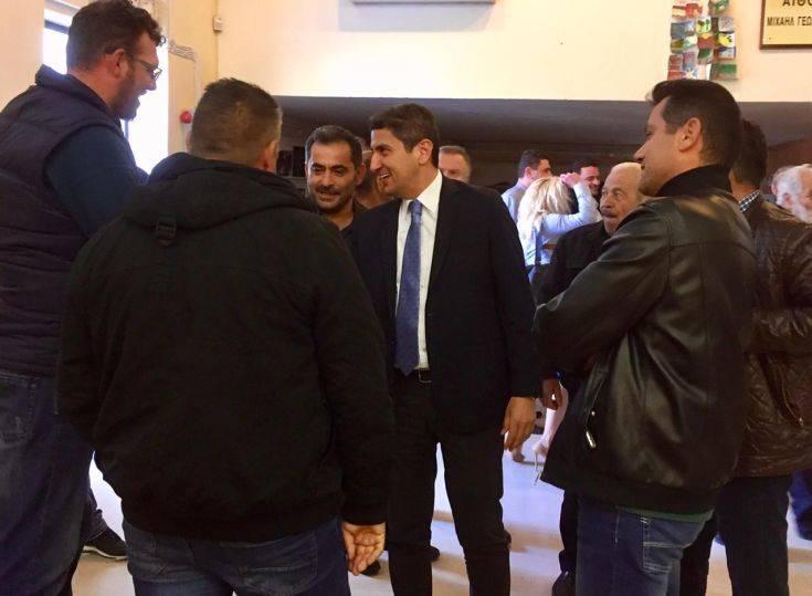 Αυγενάκης: Tο Δημογραφικό είναι ένα μείζον εθνικό θέμα