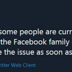 Συναγερμός σε Facebook και Instagram για το πολύωρο μπλακ άουτ