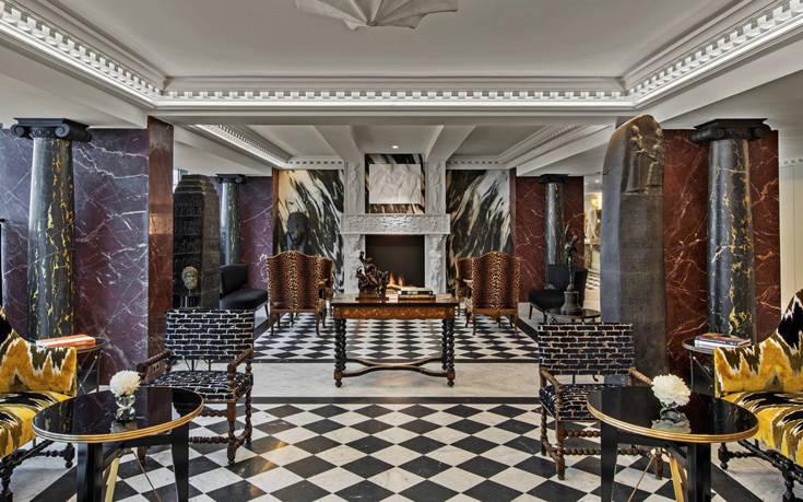 Ξενοδοχείο στο Παρίσι δίνει την εντύπωση ότι πρόκειται για μουσείο
