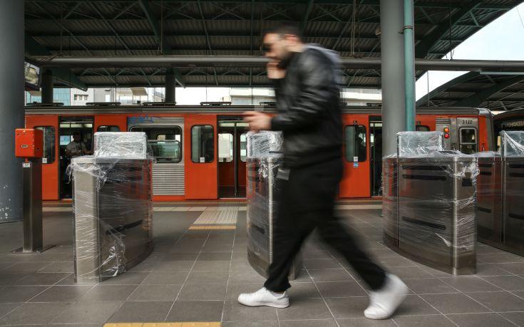 Αλλαγές στα δρομολόγια του ΗΣΑΠ μετά τον εκτροχιασμό τρένου