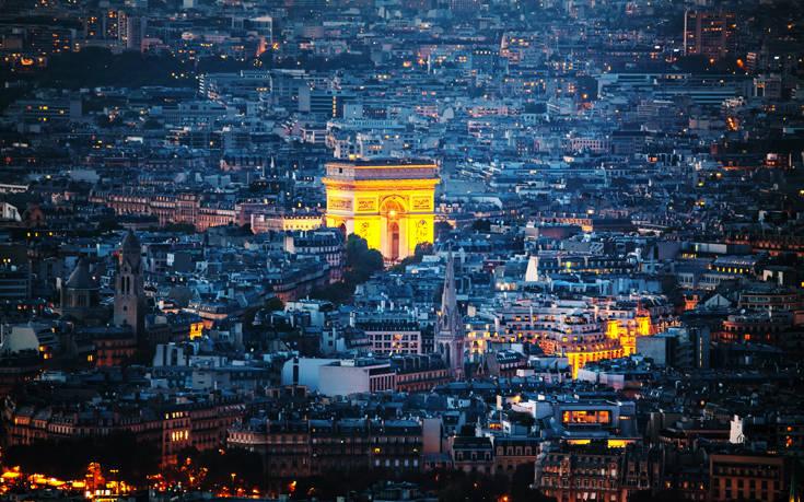 Ένα εντυπωσιακό φωτογραφικό κολάζ από δημοφιλείς πόλεις του κόσμου από ψηλά