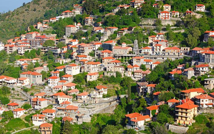 Ένα από τα ωραιότερα χωριά της χώρας