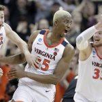 NCAA: Στο Final Four Βιρτζίνια και Τέξας Τεκ