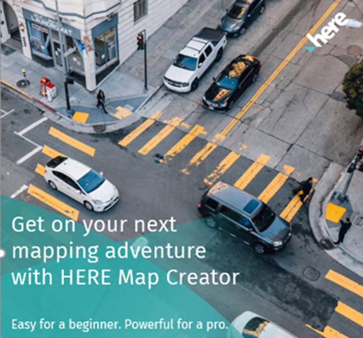 Καταχωρίστε δωρεάν την επιχείρησή σας στους χάρτες της HERE και αποκτήστε πρόσβαση σε δεδομένα και υπηρεσίες
