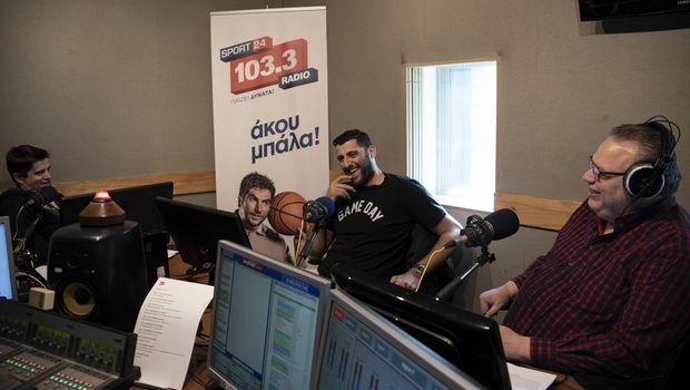 """Μπουρούσης στο Sport24 Radio 103.3: """"Ας έρθει ο Γιαννάρας και εγώ θα είμαι στην γωνία"""""""