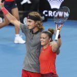 Τσιτσιπάς – Σάκκαρη: Το μεγάλο Σάββατο του ελληνικού τένις