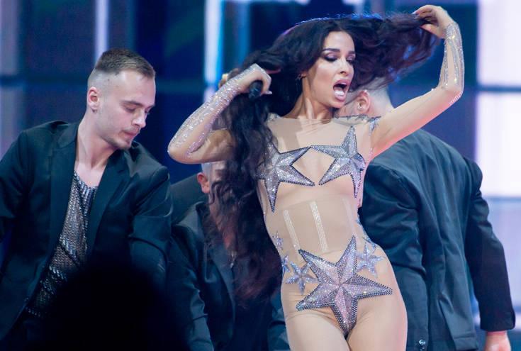 Eurovision 2019: Το σοκ της Φουρέιρα όταν μαθαίνει τα αποτελέσματα DNA για την καταγωγή της