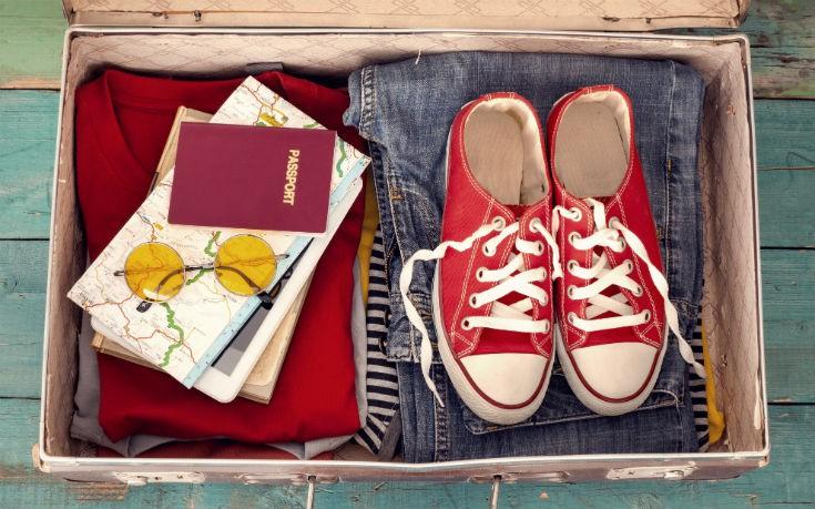 Πώς να ετοιμάσετε σωστά τη βαλίτσα σας