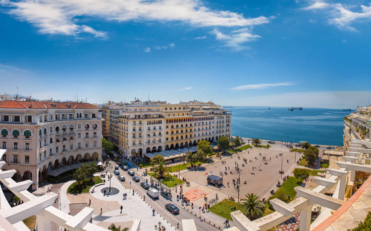 Ελληνική πόλη ανάμεσα στα πιο ρομαντικά, ευρωπαϊκά city breaks