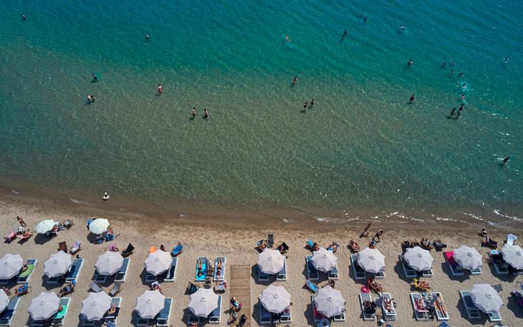 Η παράξενη και μαγευτική παραλία μία ανάσα από τη Θεσσαλονίκη