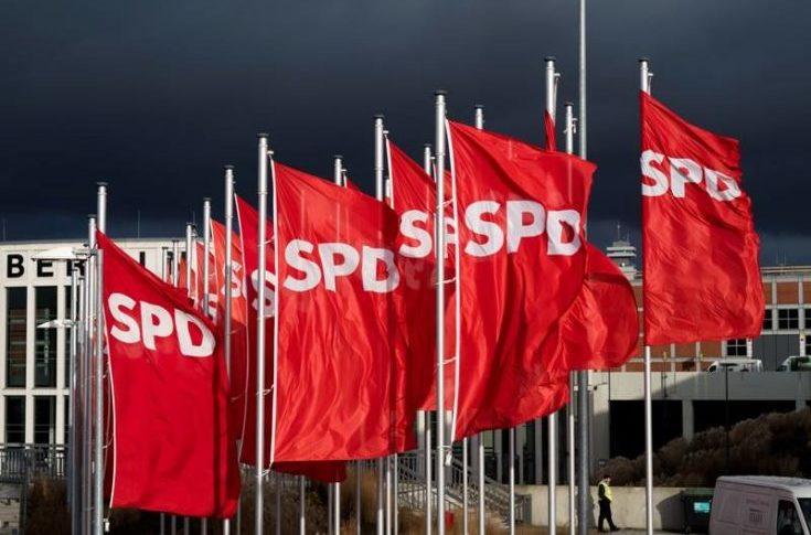 Στρατηγική εναλλακτική λύση στη Γερμανία ο συνασπισμός SPD με Πράσινους και Αριστερά