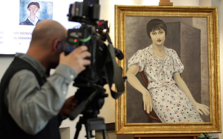 Ανάστατος ο κόσμος της τέχνης, δίκη για πλαστά έργα του Μοντιλιάνι