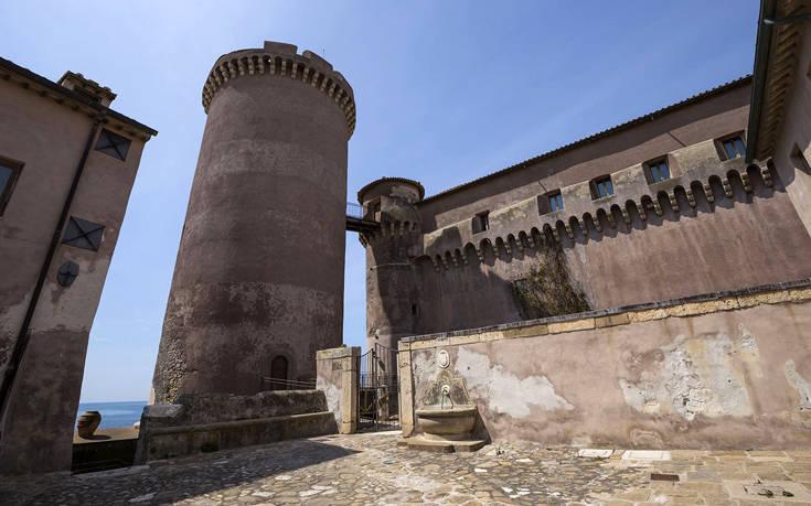 Rosella Presciuttini of Castello di Santa Severa1 1