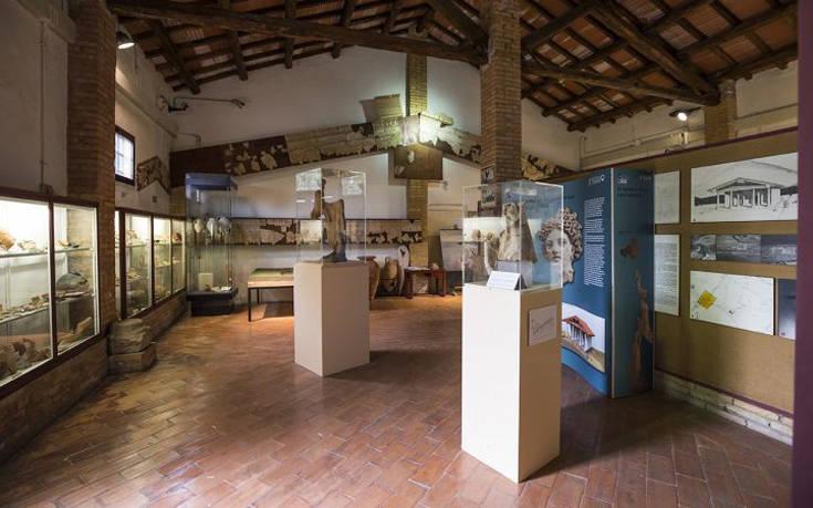 Rosella Presciuttini of Castello di Santa Severa6 1