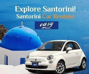 SANTORINI CARS FOR RENT