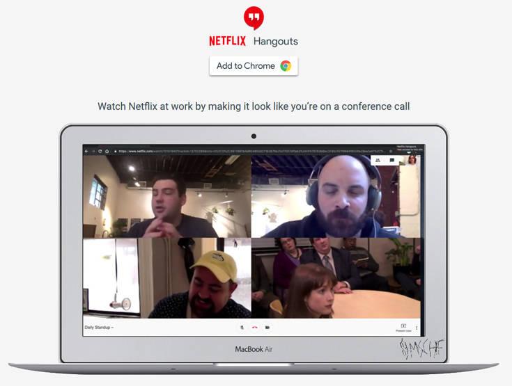 Netflix: Αν θέλετε να βλέπετε στο γραφείο και να μη σας παίρνουν χαμπάρι, τώρα μπορείτε!