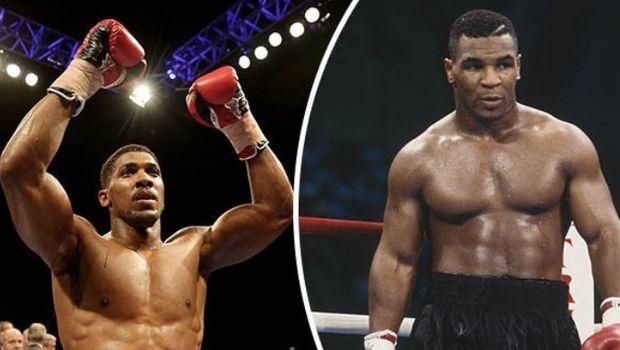 Ο Mike Tyson ζητάει από τον Joshua να πάρει τα… βουνά