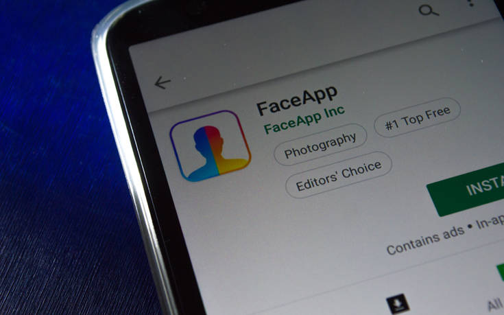 FaceApp: Παγκόσμια ανησυχία για τις φωτογραφίες και στοιχεία εκατομμυρίων χρηστών