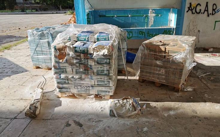 Δολιοφθορές στα υπό εξέλιξη έργα σε σχολικά συγκροτήματα του δήμου Χανίων