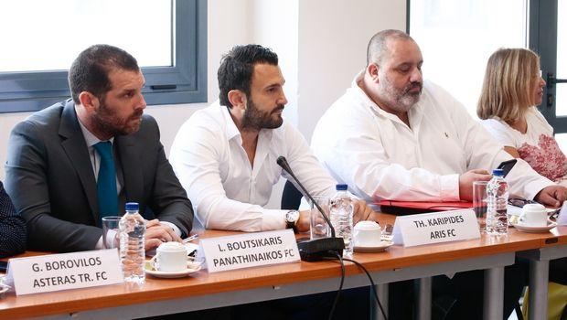 """Αυγενάκης: """"Το VAR είναι καταπληκτικό εργαλείο, αρκεί να εφαρμόζεται σωστά"""""""