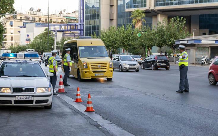Παπαγεωργίου της Τροχαίας Αθηνών: Πάνω από 400 οι παραβάσεις σε σχολικά λεωφορεία