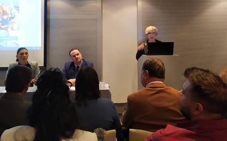 Παρουσίαση του KOUZINA 2020, στο πλαίσιο διεξαγωγής της 35ης Philoxenia